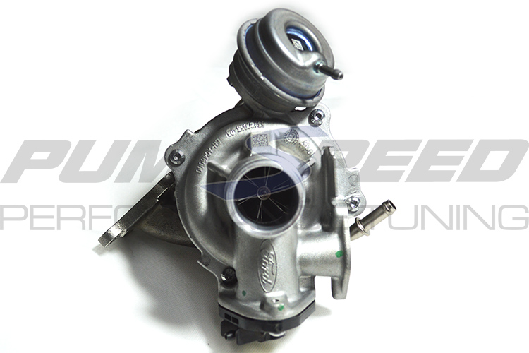 Fiesta 1 0 Ecoboost Genuine Ford Turbocharger Courier 1