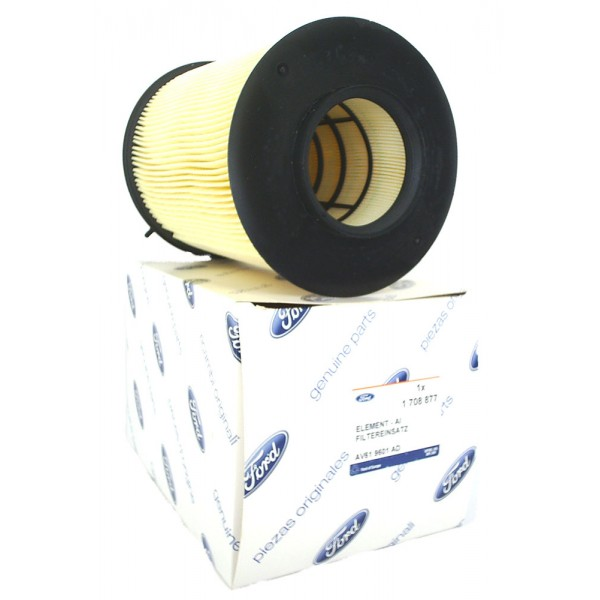 08 09 Ford Focus New Air Cleaner Filter: Genuine Ford Focus MK3 RS Air Filter