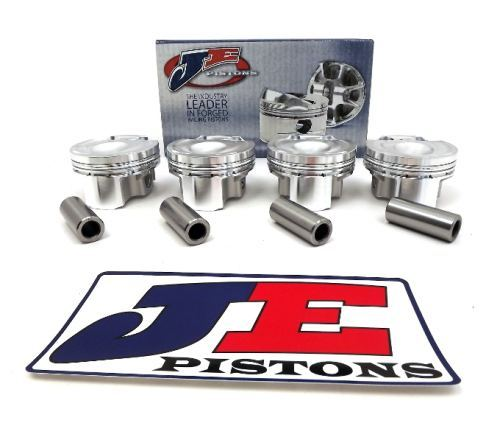 Focus RS Mk3 JE Forged Pistons