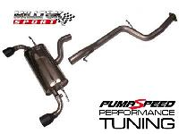 Milltek Sport Focus ST225 Cat Back Exhaust (non-resonated)