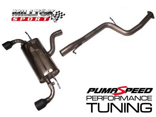 Milltek Sport Focus ST225 Non ResExhaust