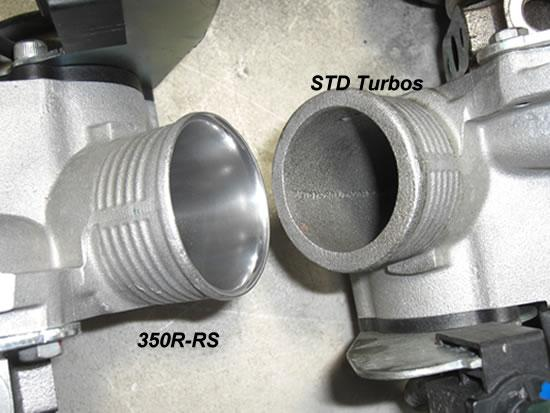 Turbo Upgrades on 2005 S40