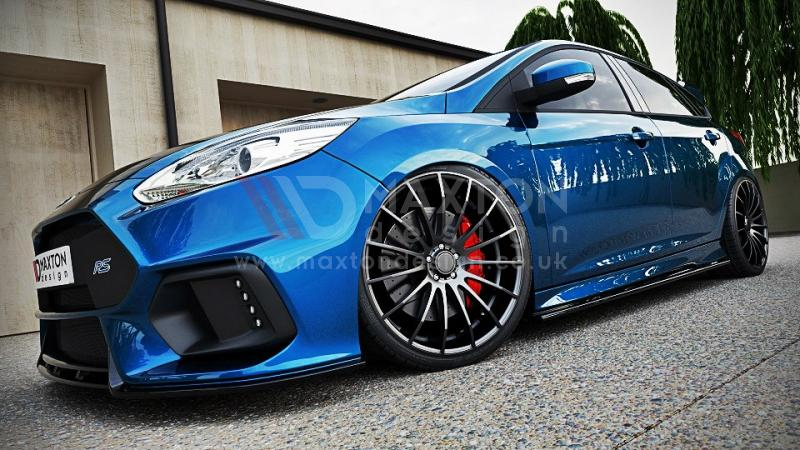 Transit Connect Rs Van >> Focus ST250 Maxton Side Skirt Diffusers - Focus Mk3 ST Diesel - Body Kits and Panels - Pumaspeed ...