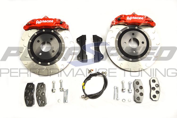 Big 330mm AP Brake Kit Fiesta ST180