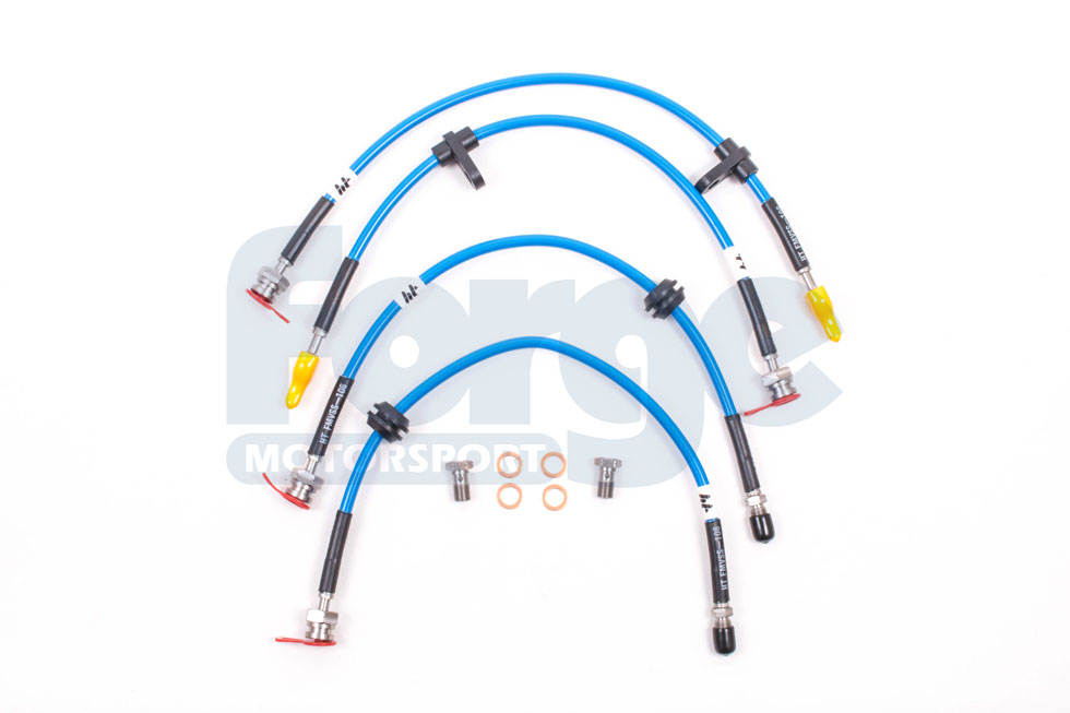 Forge Focus RS Mk3 Braided Brake Hose Kit