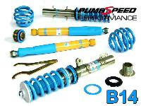 Bilstein B14 Coil Over Suspension Kit Ford Focus ST250