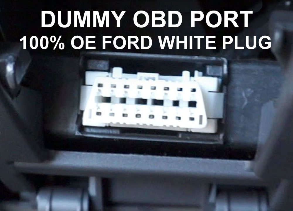Dummy OBD Port Security Device Fake