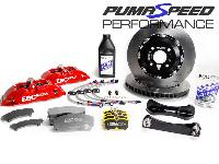 Fiesta ST Mk8 EBC Big Brake Kit - 300/330mm