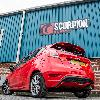 Scorpion Cat Back Exhaust Fits ST rear Valance