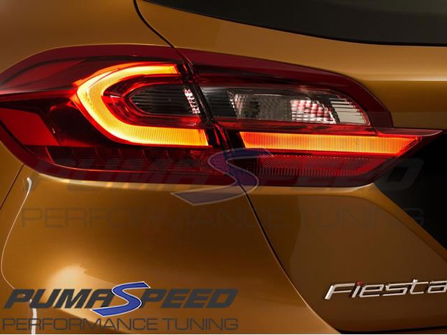 Genuine Ford Fiesta Mk8 LED Rear Lights