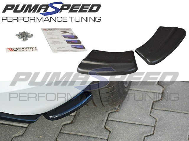 Fiesta Mk8 Maxton Rear Side Skirts