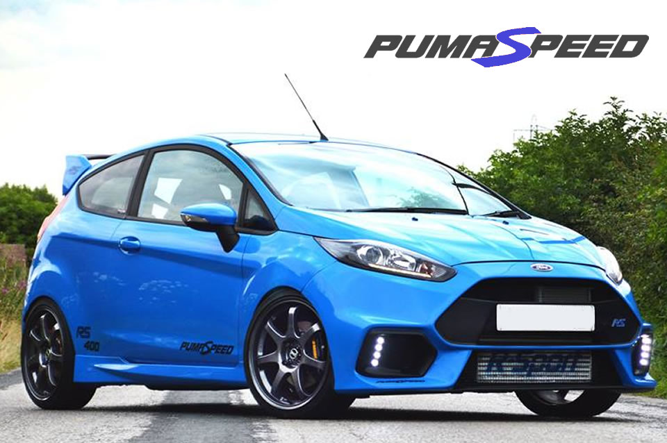 Ford Fiesta Rs 2015 Look A Like Front Bumper Mk7 5