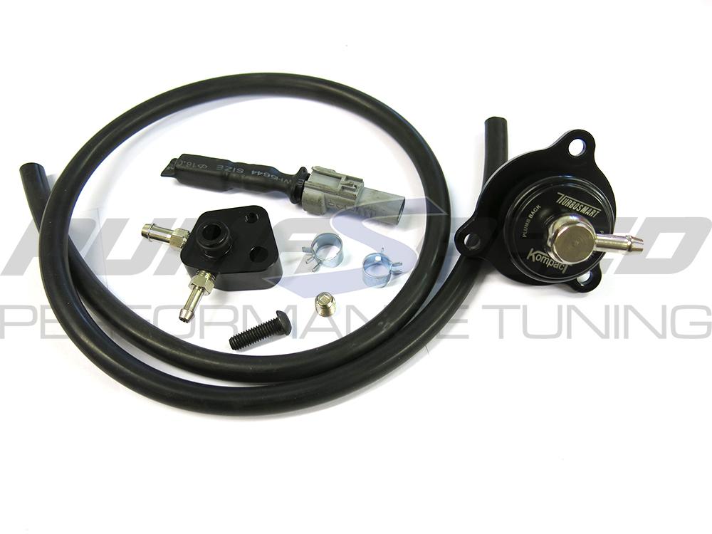 Turbosmart BOV Kompact Shortie Plumb Back Ford Fiesta 1 0
