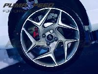 Genuine Ford Fiesta Mk8 ST 18 Inch Wheel