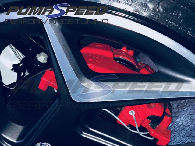 Fiesta ST Mk8 18 Inch Wheel