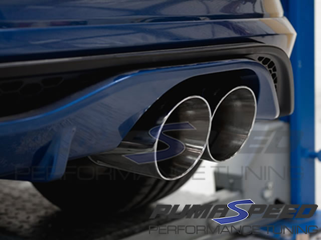 Scorpion Fiesta ST Mk8 GPF Back Valved Exhaust