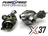 Fiesta ST Mk8 1.5 X37 Hybrid Turbocharger