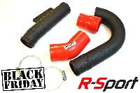 *BLACK FRIDAY SPECIAL* R-Sport Ford Fiesta ST180 Large Bore Hot Side Hard Pipe Kit