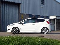 Fiesta Zetec-S 1.0 Ecoboost with Eibach Lowering Springs