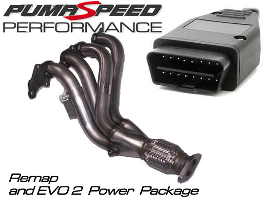 Fiesta ST150 182 Remap and EVO2 Manifold Package Deal