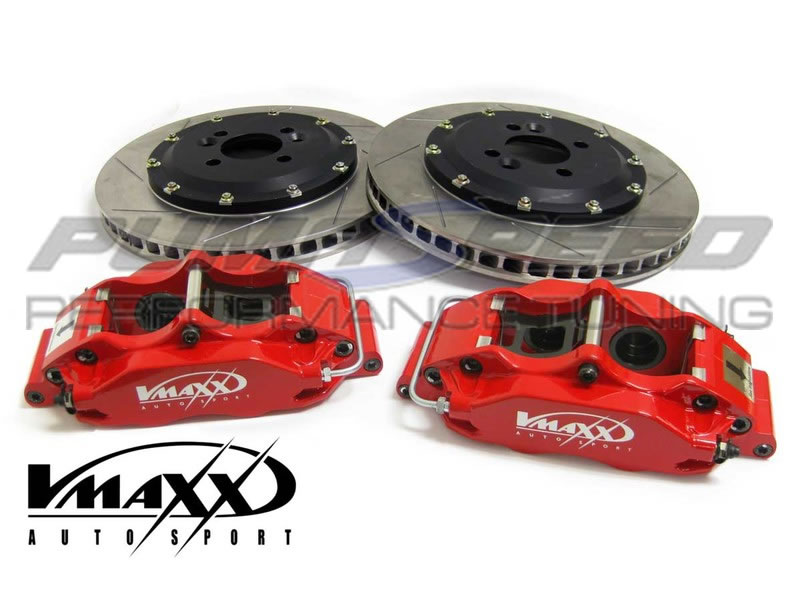 VMAXX FIESTA BRAKE KIT