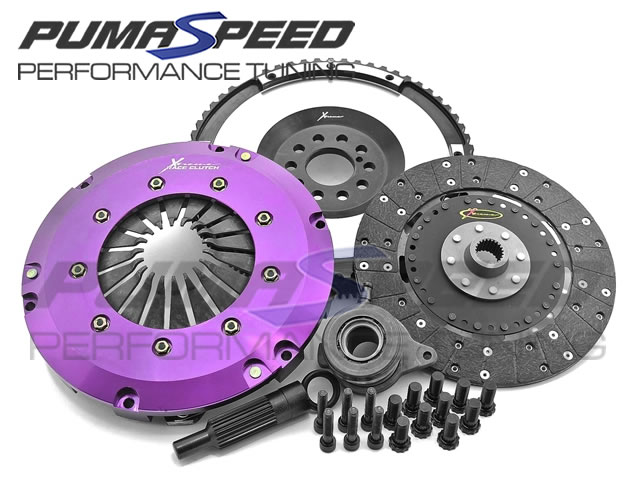 Focus EcoBoost Xtreme Flywheel and Clutch