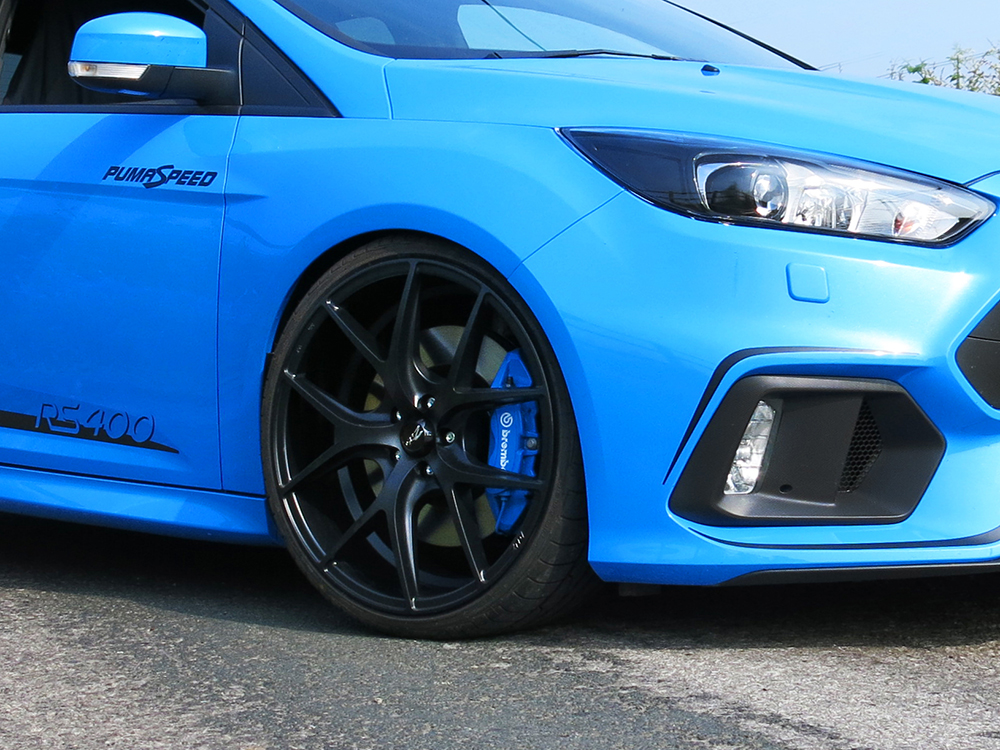 Mk3 Focus RS Pumaspeed Special Edition Eibach Lowering Springs