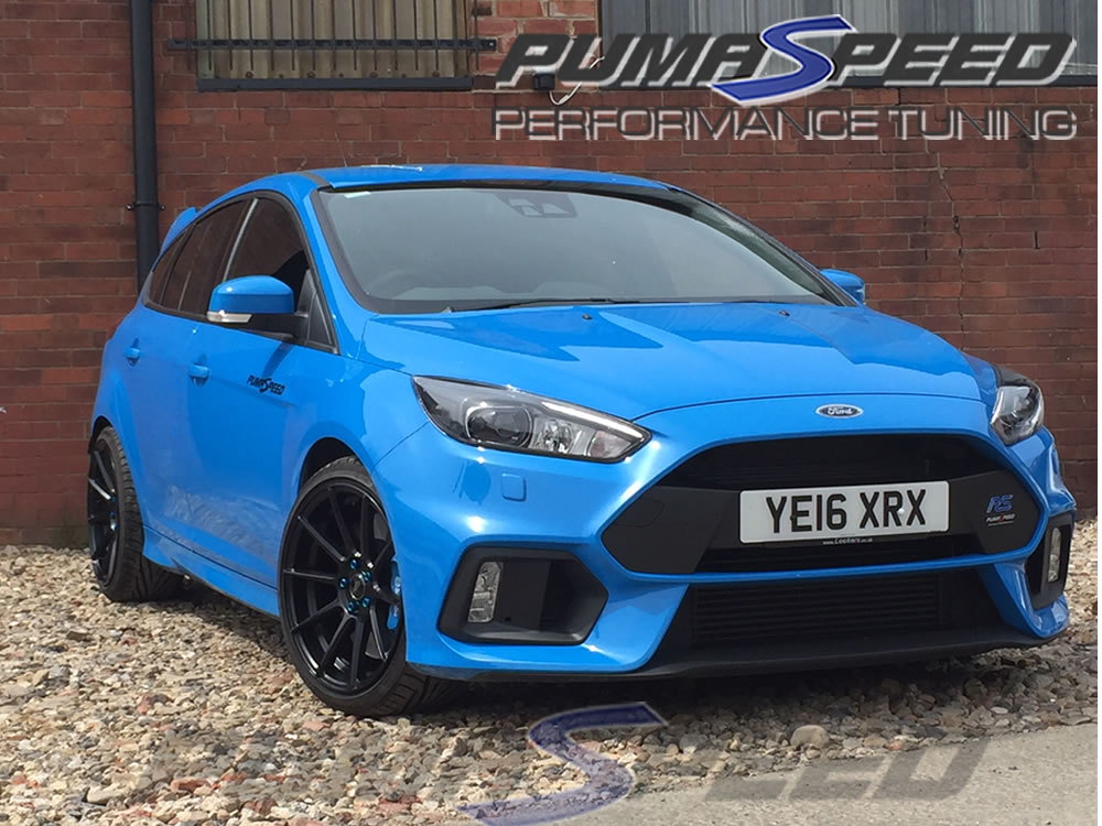 Focus RS Mk3 On 18 inch wheels
