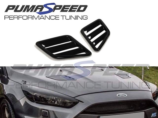 Focus RS MK3 Maxton Bonnet Vents