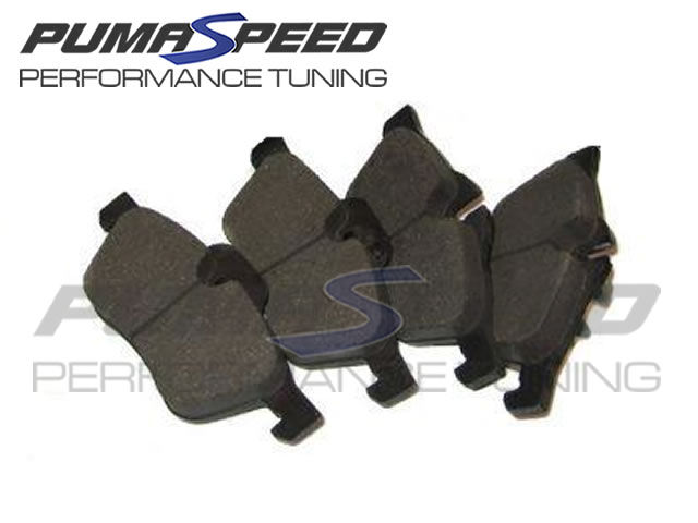 Genuine Ford Focus RS MK3 Rear Pads