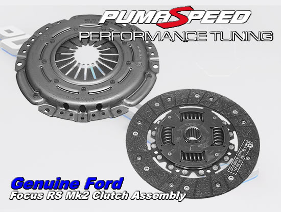 Focus RS M2 Ford Genuine clutch also suitable for st225 focus