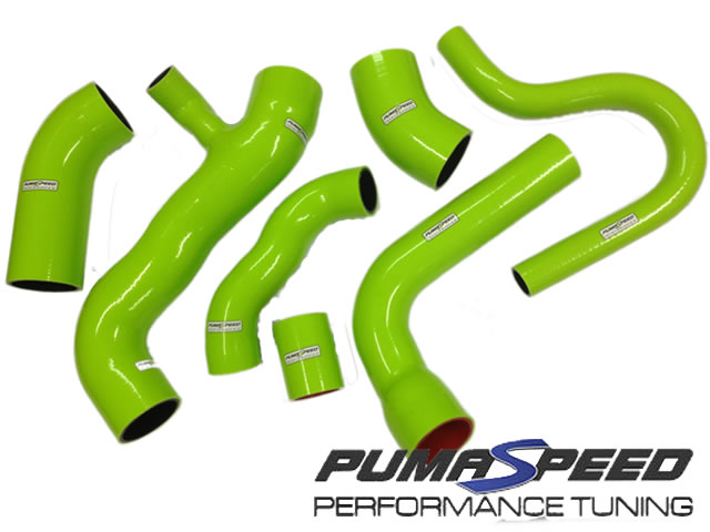 Focus RS mk2 Silicon Boost and Induction kit with large bore cold side pipe