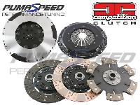 Comp Clutch Focus RS Mk3 Uprated Clutch Kit (Suits ST250)