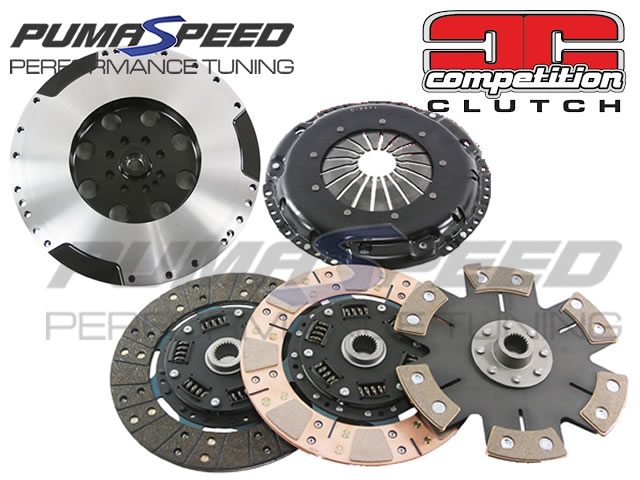 Focus RS Mk3 Comp Clutch