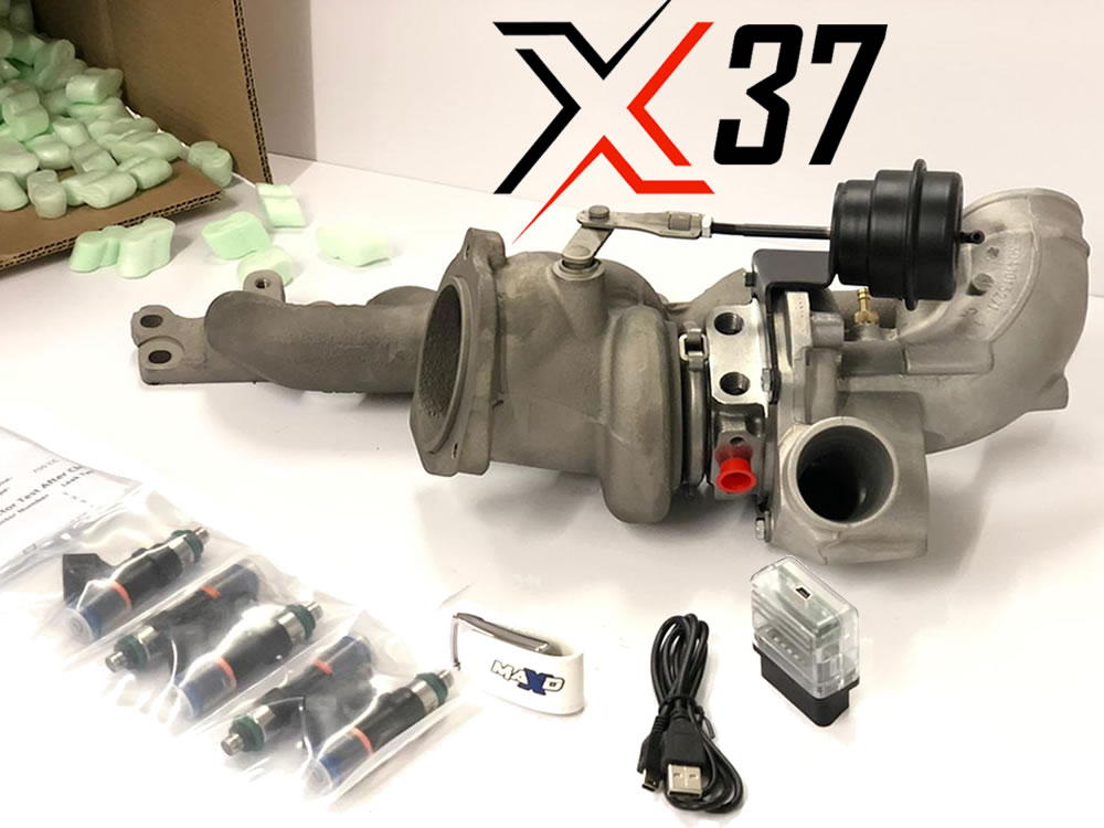 Focus ST225 X37 400bhp Hybrid Turbocharger Turbolader