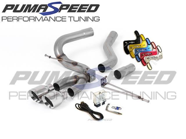 Pumaspeed Focus ST Diesel Ultimate Milltek Stage 1 Package