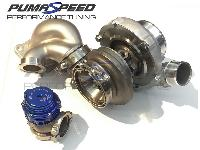 Focus RS Mk3 GTX3071R External Wastegate Turbo Kit