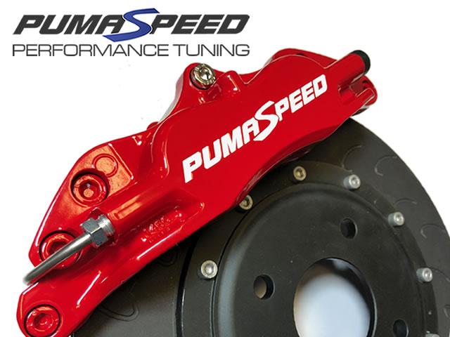 Pumaspeed Racing Fiesta ST180 4 Pot 330mm Brake Kit