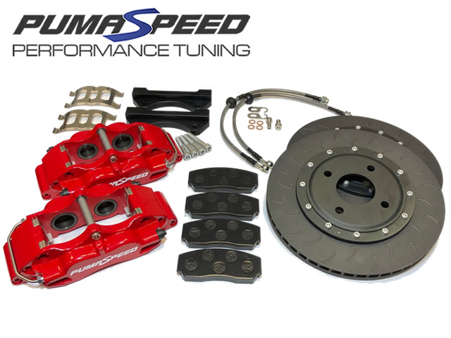 Pumaspeed Racing Fiesta ST180 4 Pot 330mm Brake Kit