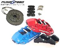 *NEW* Pumaspeed Racing Fiesta 6 Pot 355mm Brake Kit