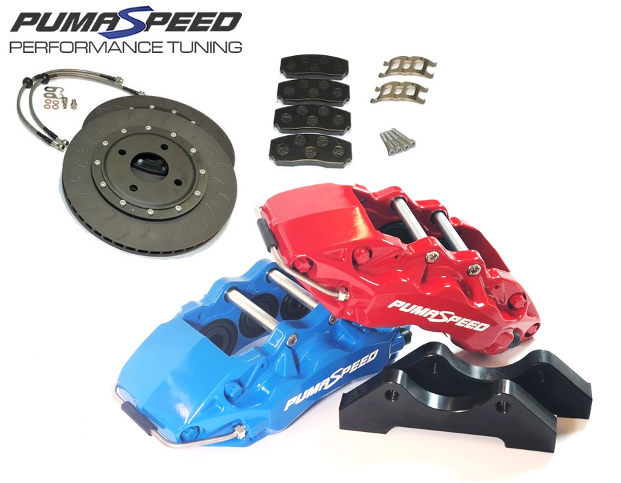 Fiesta ST Mk8 355mm Big Brake Kit 4