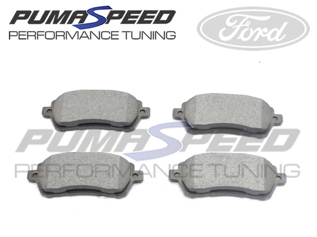 Focus ST Mk4 Front Brake Pads Genuine Ford