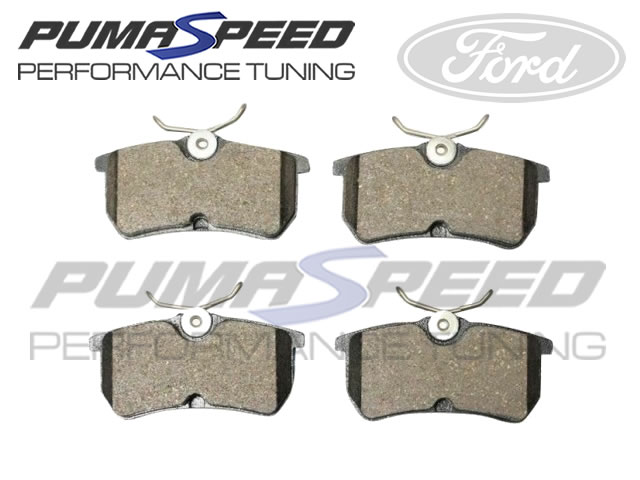Genuine Ford Fiesta ST Mk8 Rear Pads