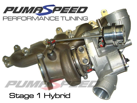 Ford Focus RS Mk2 Stage 1 Hybrid Turbocharger