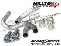 ** BLACK FRIDAY SPECIAL ** Milltek Sport Focus ST Diesel Cat Back Exhaust