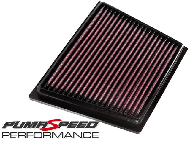 Ford Fiesta ST180 K N Panel Air Filter Upgrade