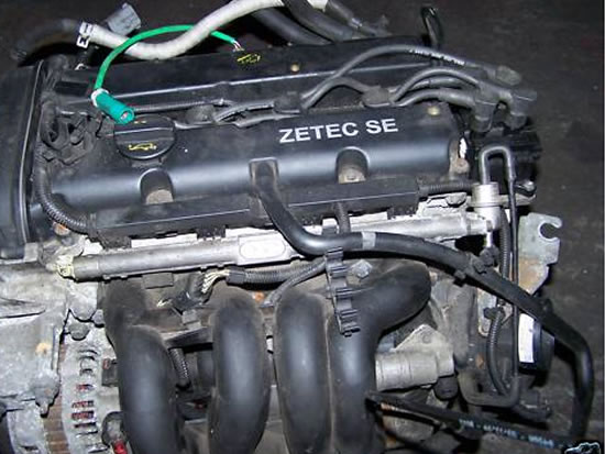 Ford Fiesta Focus Puma 1 6 1600 Zetec Se Used Engine For