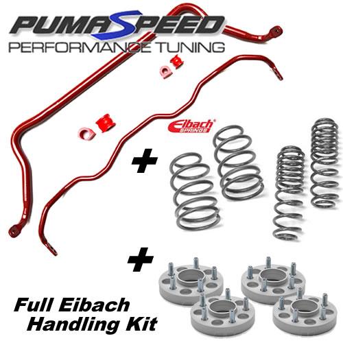 Ford Fiesta Mk7 STecoboost all models Eibach Handling kit