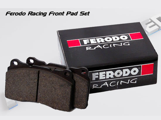 Ferodo DS2500 front Brake pad set for the Ford Fiesta ST150