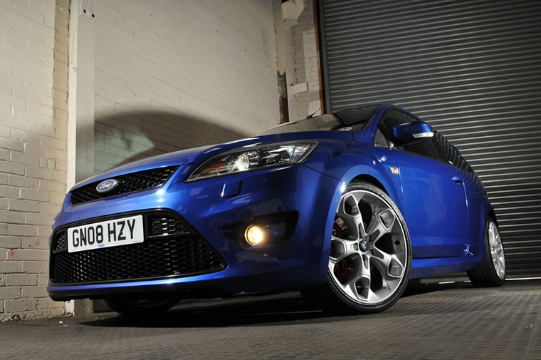 Ford focus power upgrade 330 bhp on stock turbo charger